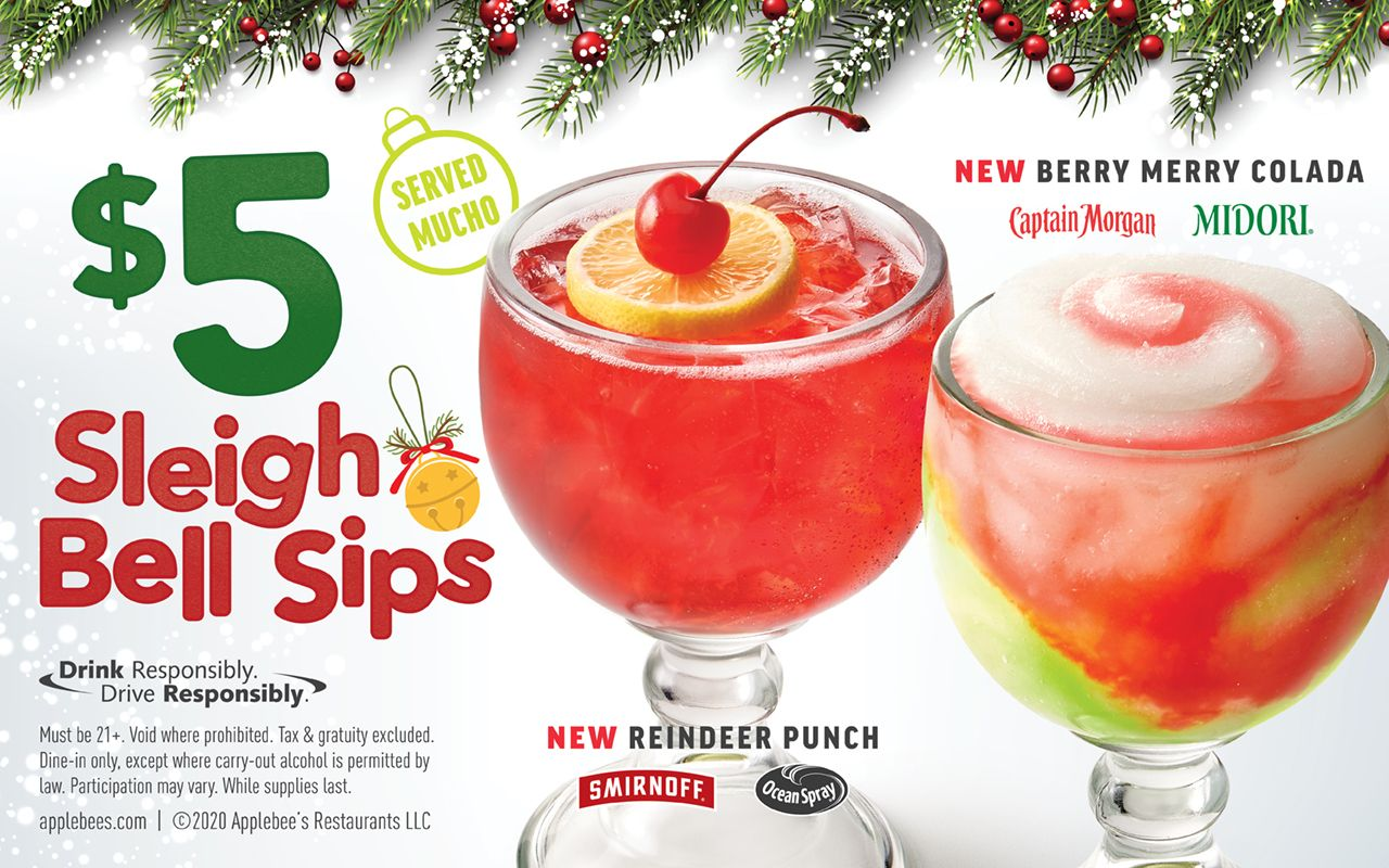 Applebee's Kicks off the Holiday Season Early with the Ultimate Gift - 2 for $20 Now with the Southwest Steak Bowl!