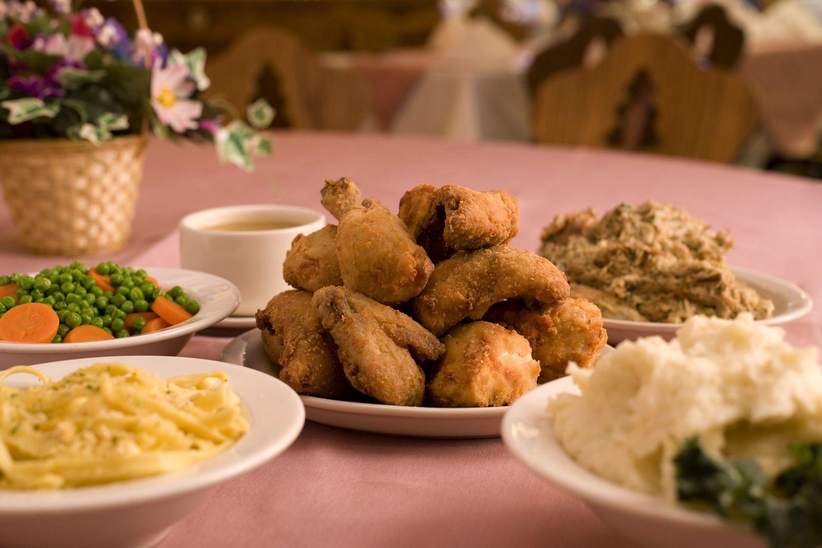 Bavarian Inn Family Style Chicken Dinner