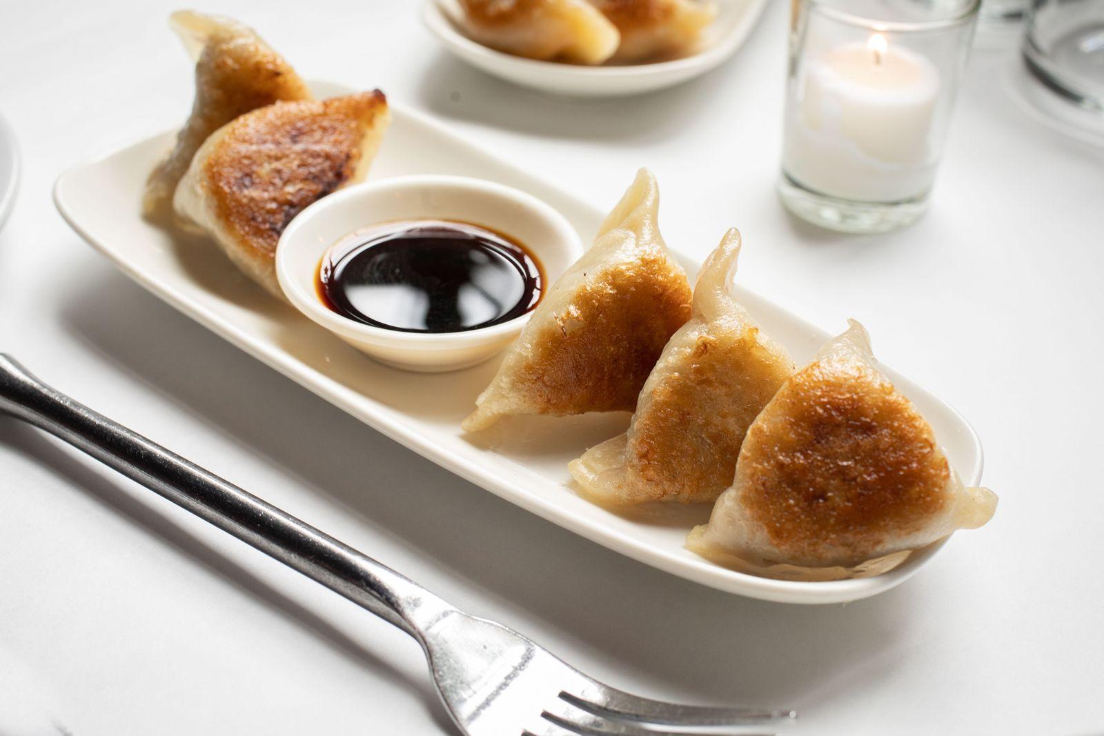 Brooklyn Dumpling Shop French Soup Dumplings