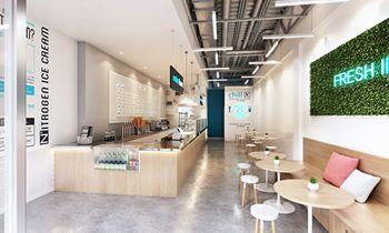 Chill-N Nitrogen Ice Cream Now Open in Coconut Grove