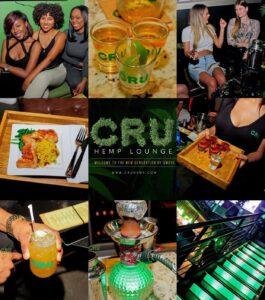 Cru Hemp Lounge Continues Growth into Arizona, Florida, Texas and Tennessee