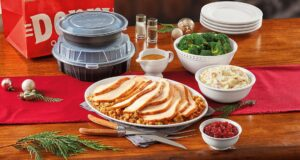 Denny's Turkey & Dressing Dinner Pack is Back for a Convenient and Delicious Thanksgiving Dinner