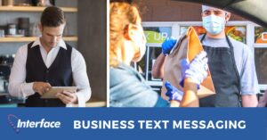 Interface Security Systems Introduces New Business Text Messaging App for Restaurants