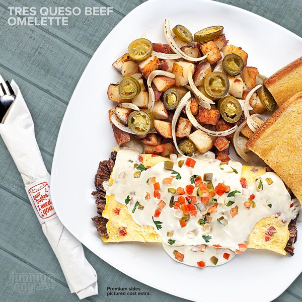 Your Neighborhood Breakfast Place Finishes 2020 With New Indulgent and Savory Breakfast and Lunch Entrees