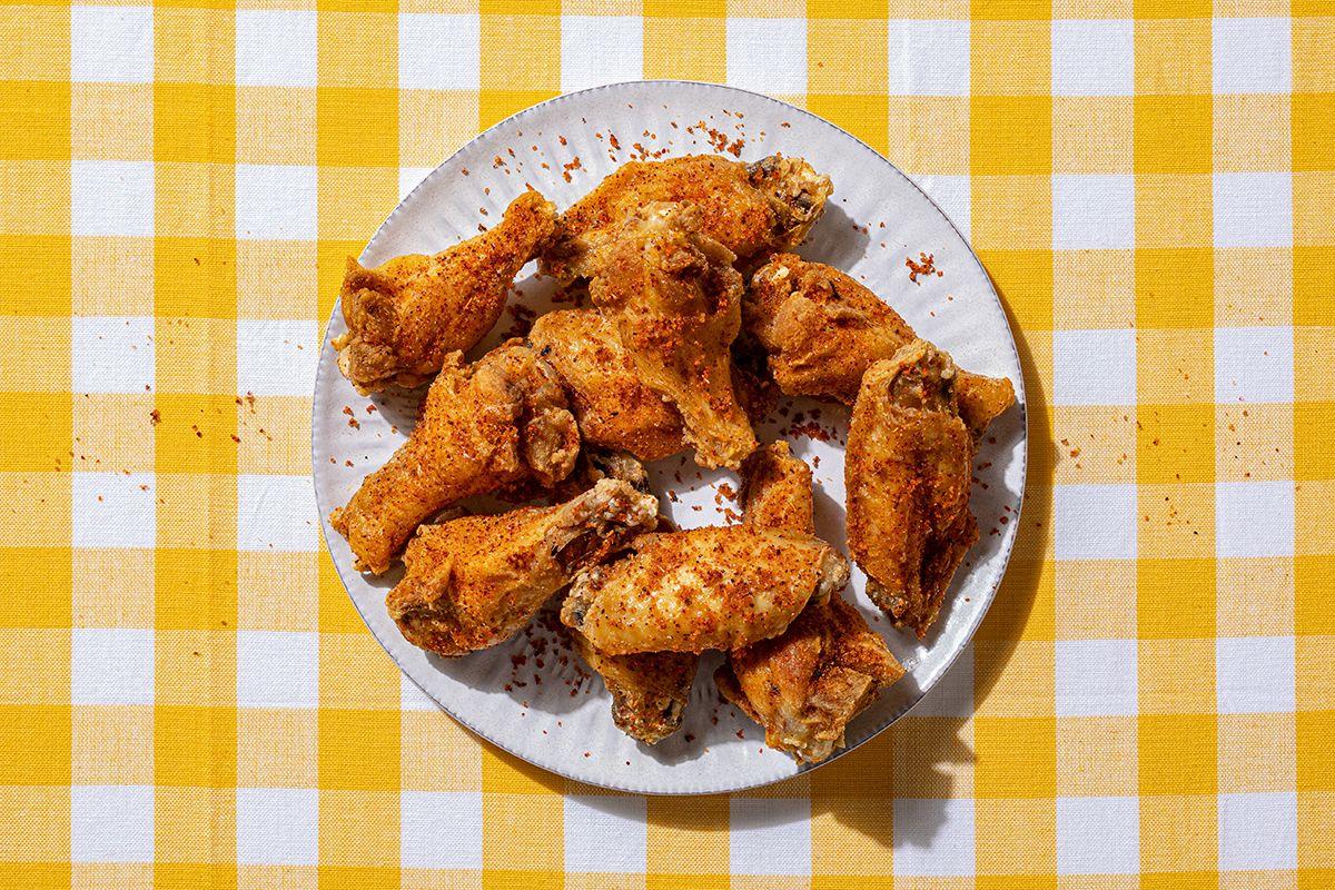Jolene's Wings & Beer Cajun Lime Wings