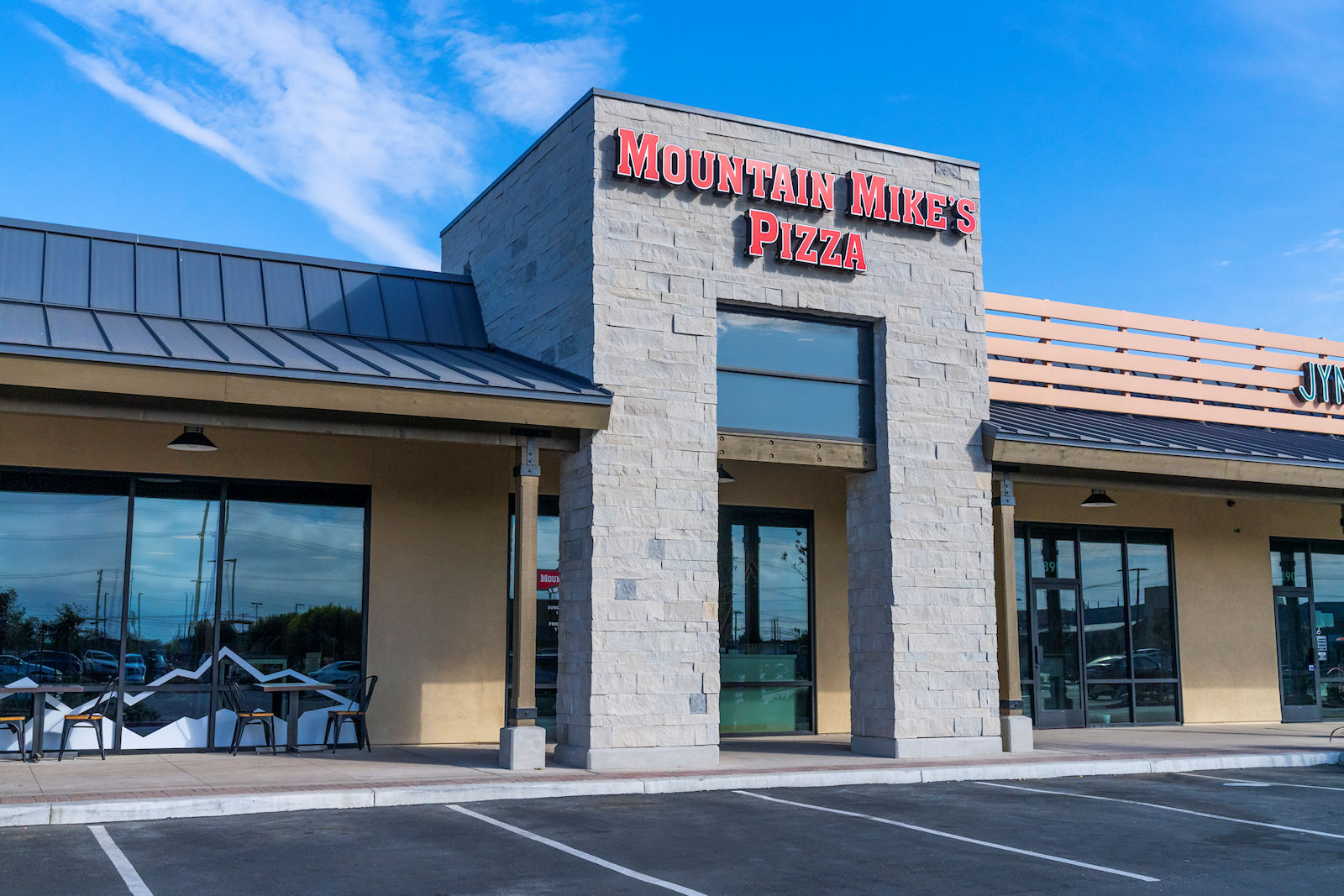 Mountain Mike's Pizza in Fountain Valley, Calif.