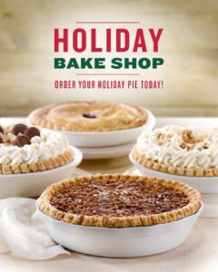 Perkins Unveils Homestyle Favorites for Holidays