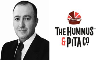 The Hummus & Pita Co. Founders Ramp up Franchising Effort With Help of Matt Sheppard