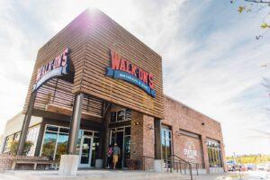 Walk-On's Celebrates Grand Opening of First Midland Restaurant