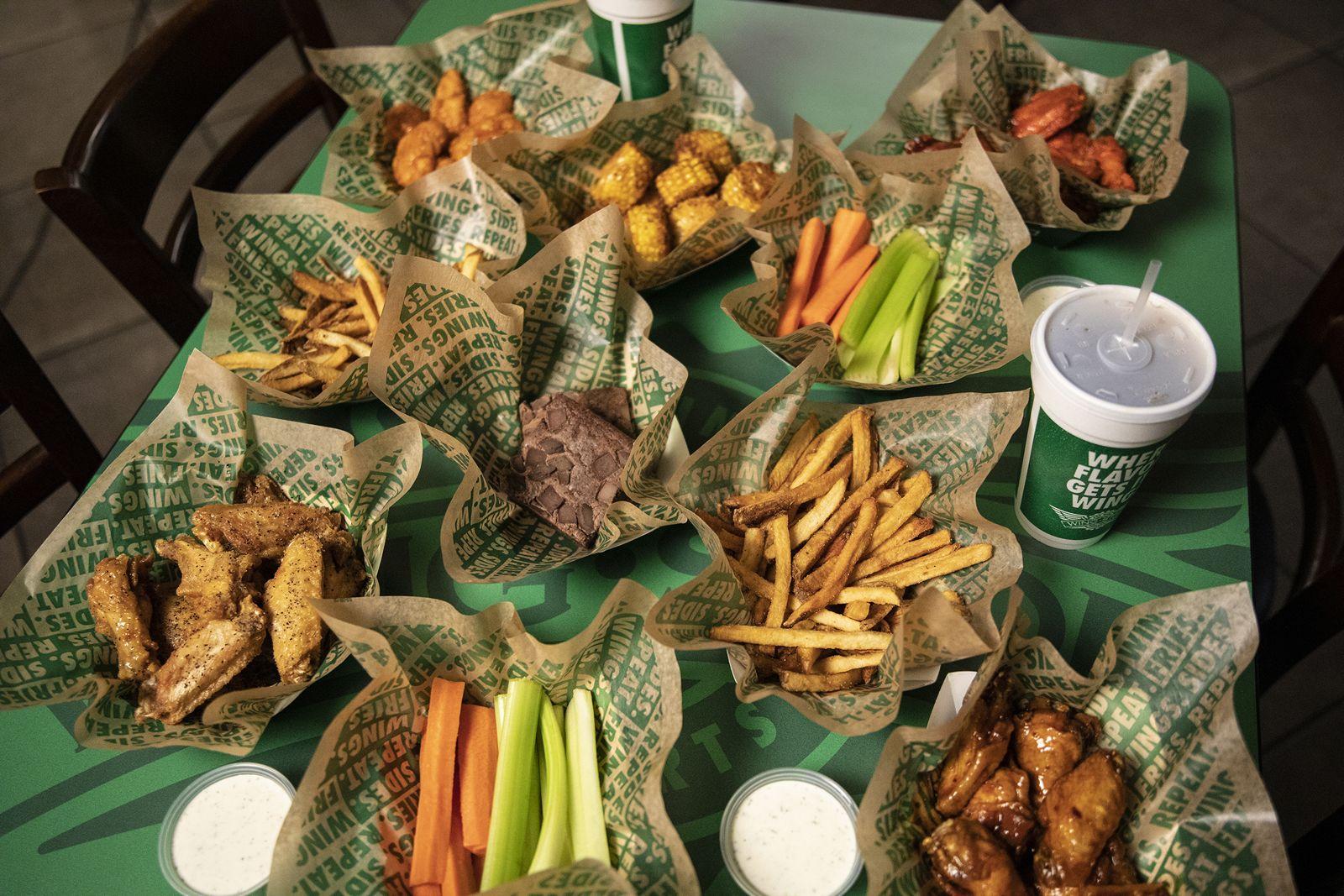 Wingstop Opens Milestone 1,500th Restaurant