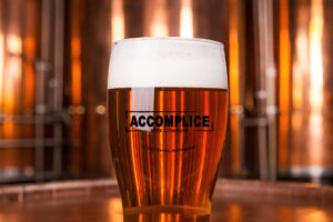 Accomplice Beer Company Earns Silver Medal at the 2020 Great American Beer Festival
