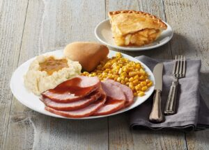 Boston Market Puts Joy On The Table With December Holiday Meal Offerings