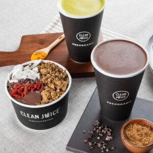 Clean Juice Heats up Winter With New Organic Soups, Seasonal Flavors, and Organic Coffee