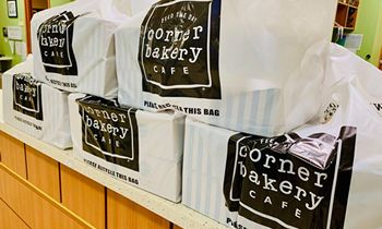 Corner Bakery Launches Easy, Safe and Convenient Curbside Pickup Program