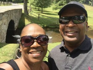 Carol and Eddie Womack