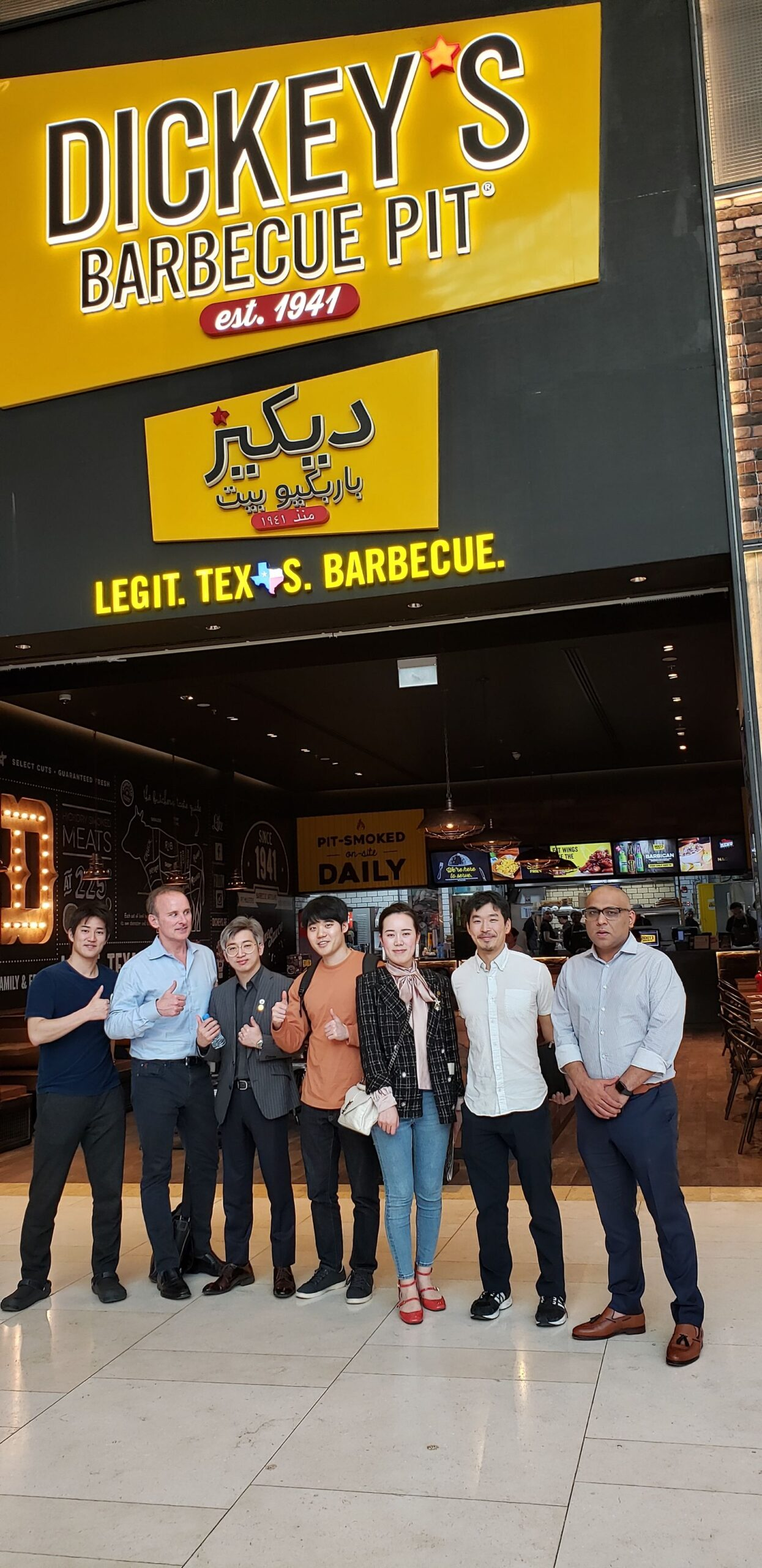 Dickey's Barbecue Pit Executes Key Franchise Deal to Expand Into Japan