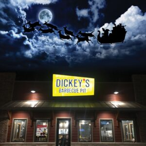 Dickey's Barbecue Pit Helps Bring the Magic of Christmas to More Children this Year