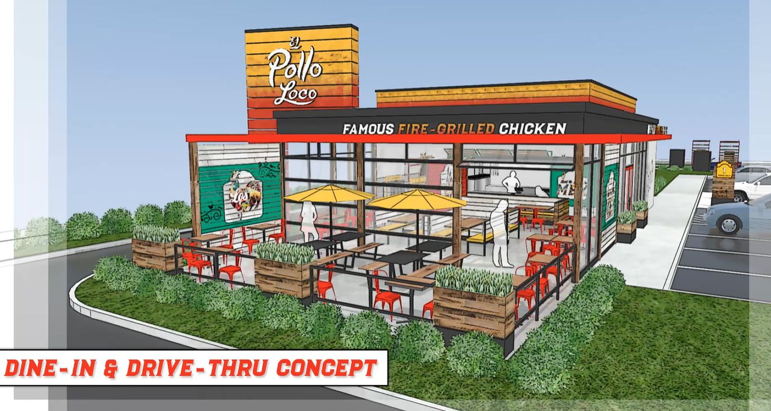El Pollo Loco Unveils New L.A. Mex Restaurant Design with Enhanced Off-Premise Convenience and Digital Footprint to Meet Evolving Customer Demand