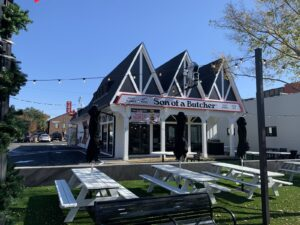 Front Burner's New Slider Concept - Son of a Butcher - Makes Stand-Alone Debut in Lower Greenville