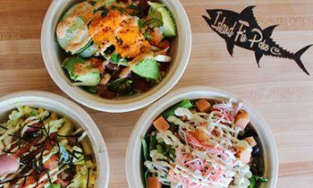 Island Fin Poké Announces 20 New Restaurants Coming to West Florida