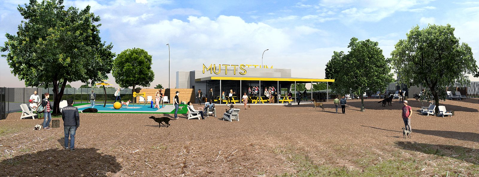 """MUTTS Canine Cantina Shows That """"Opportunity is Barking"""" with #BringAMUTTSHere Campaign"""