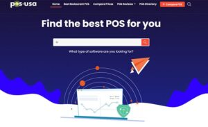 POS USA Releases New Website To Compare POS Systems