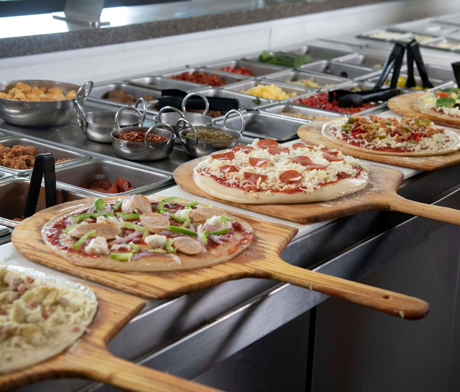 Pieology Pizzeria to Join New Flamingo Crossings Town Center