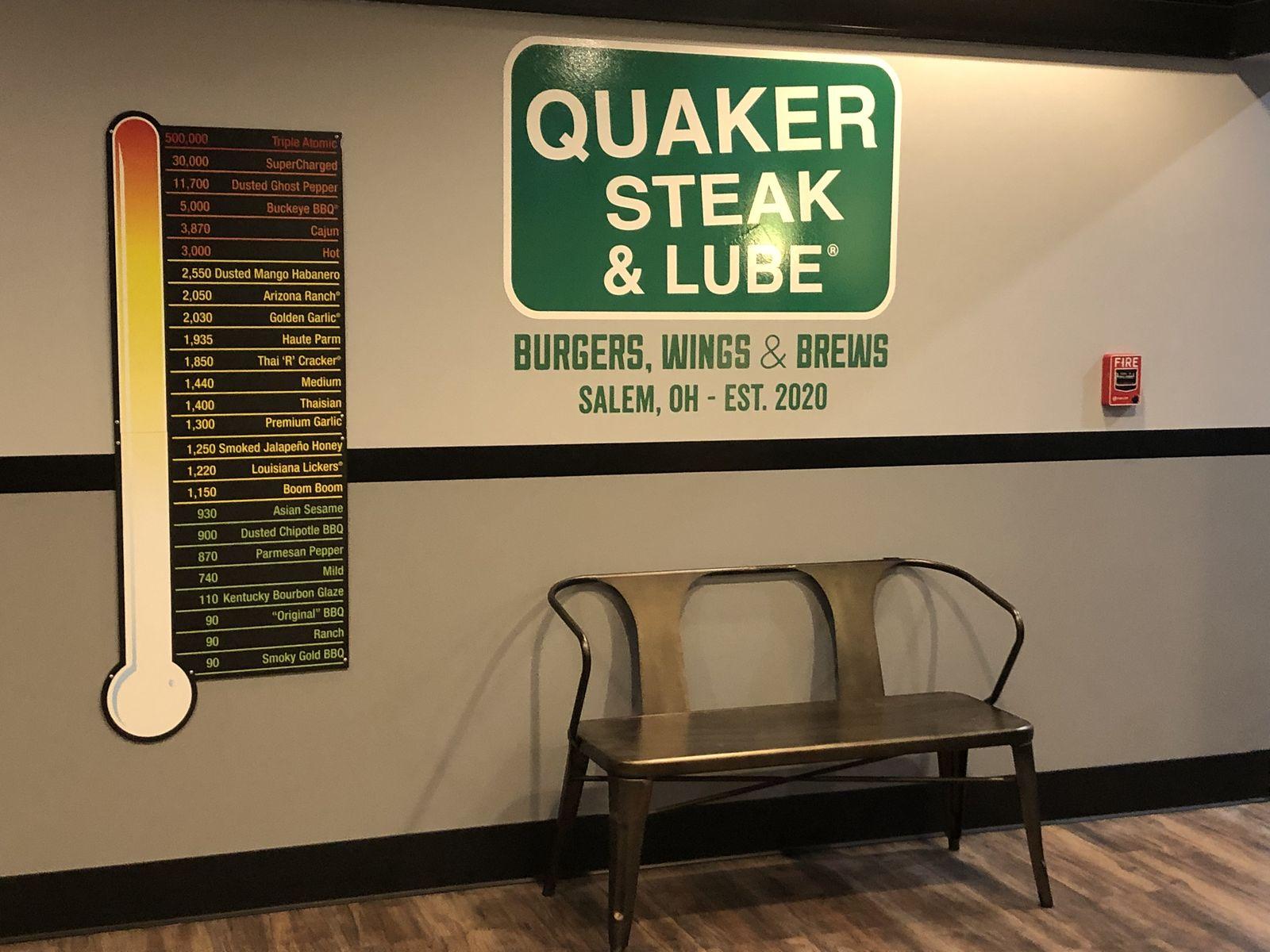 Quaker Steak & Lube Ready to Serve Salem