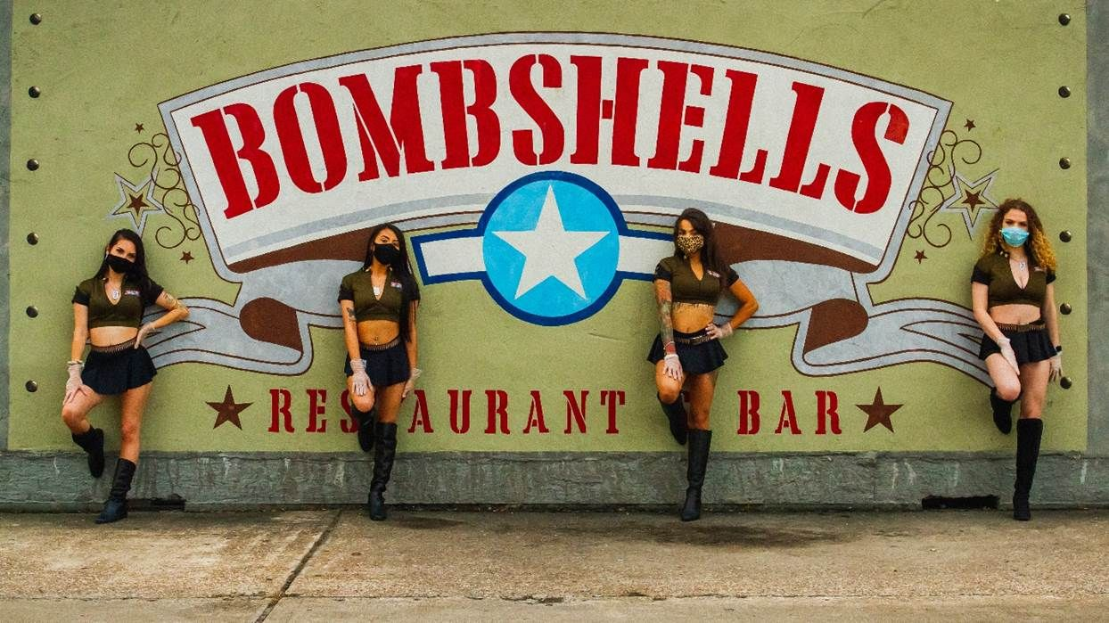 RCI Announces First Bombshells Franchise Agreement