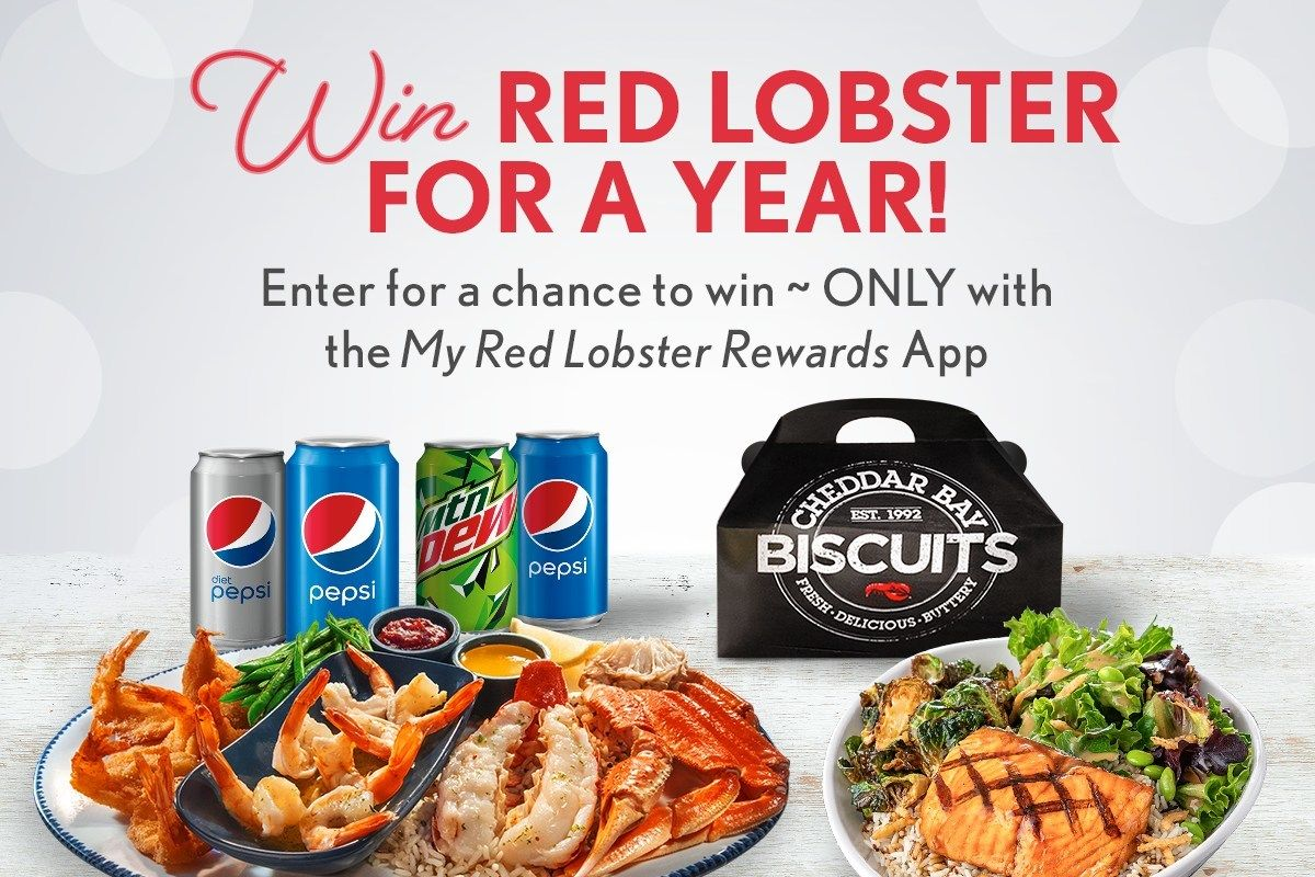 Red Lobster Says Goodbye to 2020 by Offering a Chance to Win Red Lobster for a Year