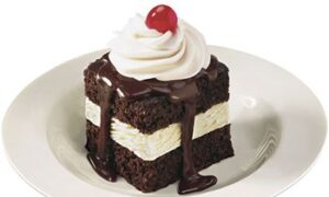 Shoney's Continues its Annual Pledge and Will Treat America to FREE Hot Fudge Cake on Thursday, December 3, 2020