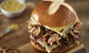 Smashburger Introduces New Pulled Pork Tailgater Burger Nationwide