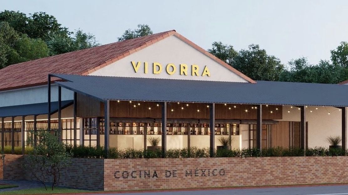 Vidorra Makes its Highly Anticipated Addison Debut