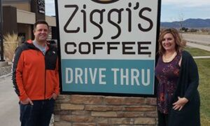 Ziggi's Coffee Makes Childhood Dream a Reality for Latest Franchisee
