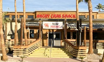 Angry Crab Shack Opens Newest Restaurant Just Outside Las Vegas; New Location Marks Major Growth Milestone for the Arizona-Based Franchise