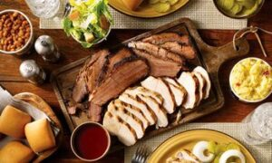 Dickey's Barbecue Pit Ends 2020 On Sales High Note