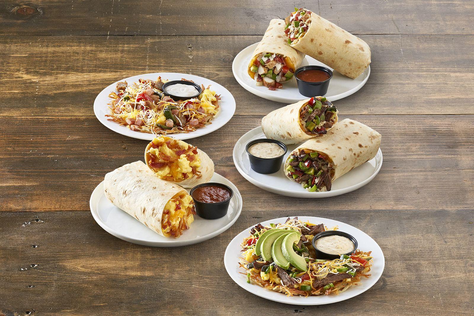 IHOP Introduces New Signature Burritos & Bowls