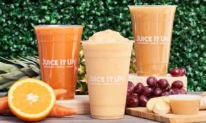 Juice It Up! Charges Into 2021 With New Immunity-Boosting Products