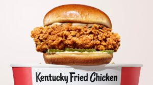 KFC Introduces Its Best Chicken Sandwich Ever