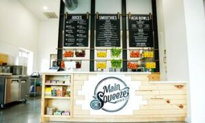 Main Squeeze Juice Co. Opens First Fort Worth Storefront
