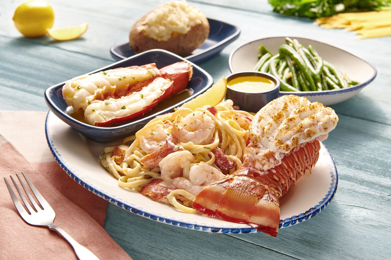 Coming Soon...Catch Lobsterfest at Red Lobster