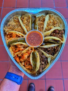 Taqueria Hoy! Offers TACO HEART to Win Over That Special Someone This VALENTINE'S DAY!