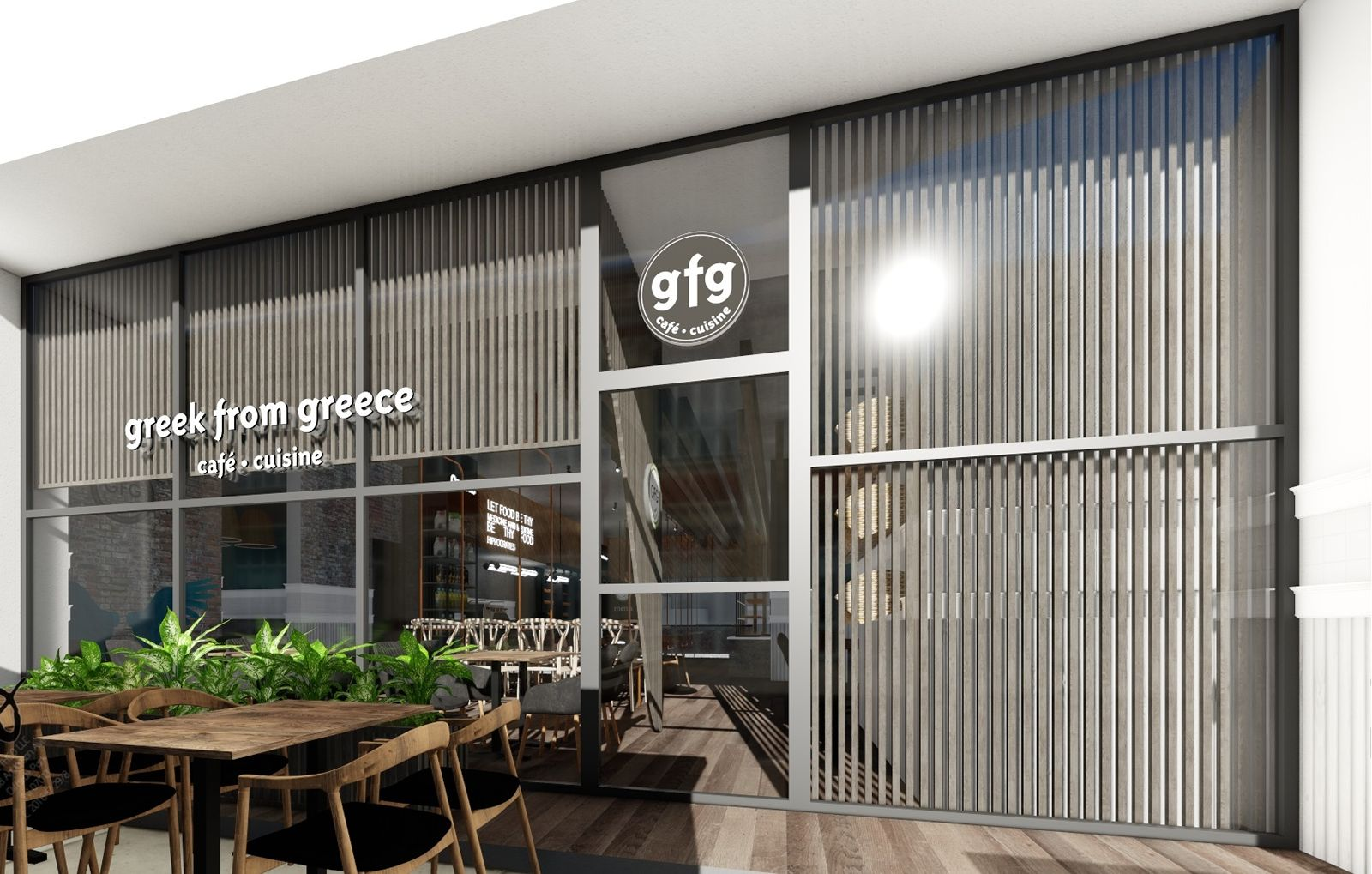 Authentic Greek Bakery Concept GFG Café Cuisine Opens Two Locations in the Pennsylvania Area