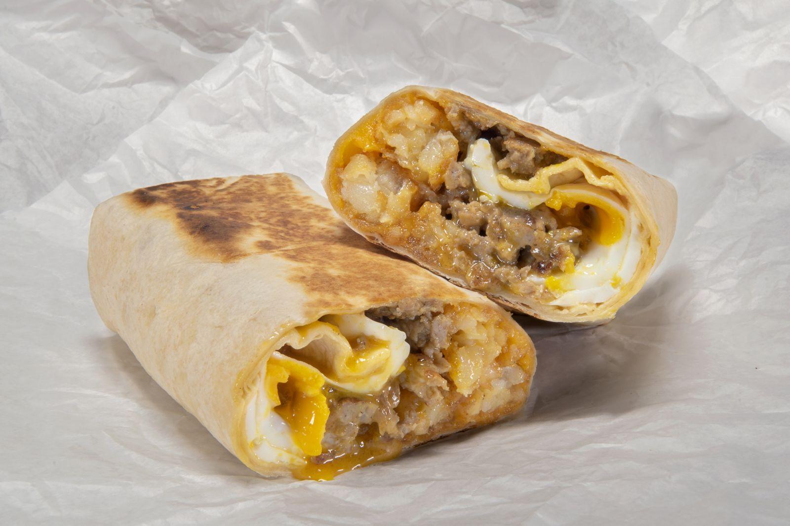 Bad-Ass Breakfast Burritos Worth the Hangover