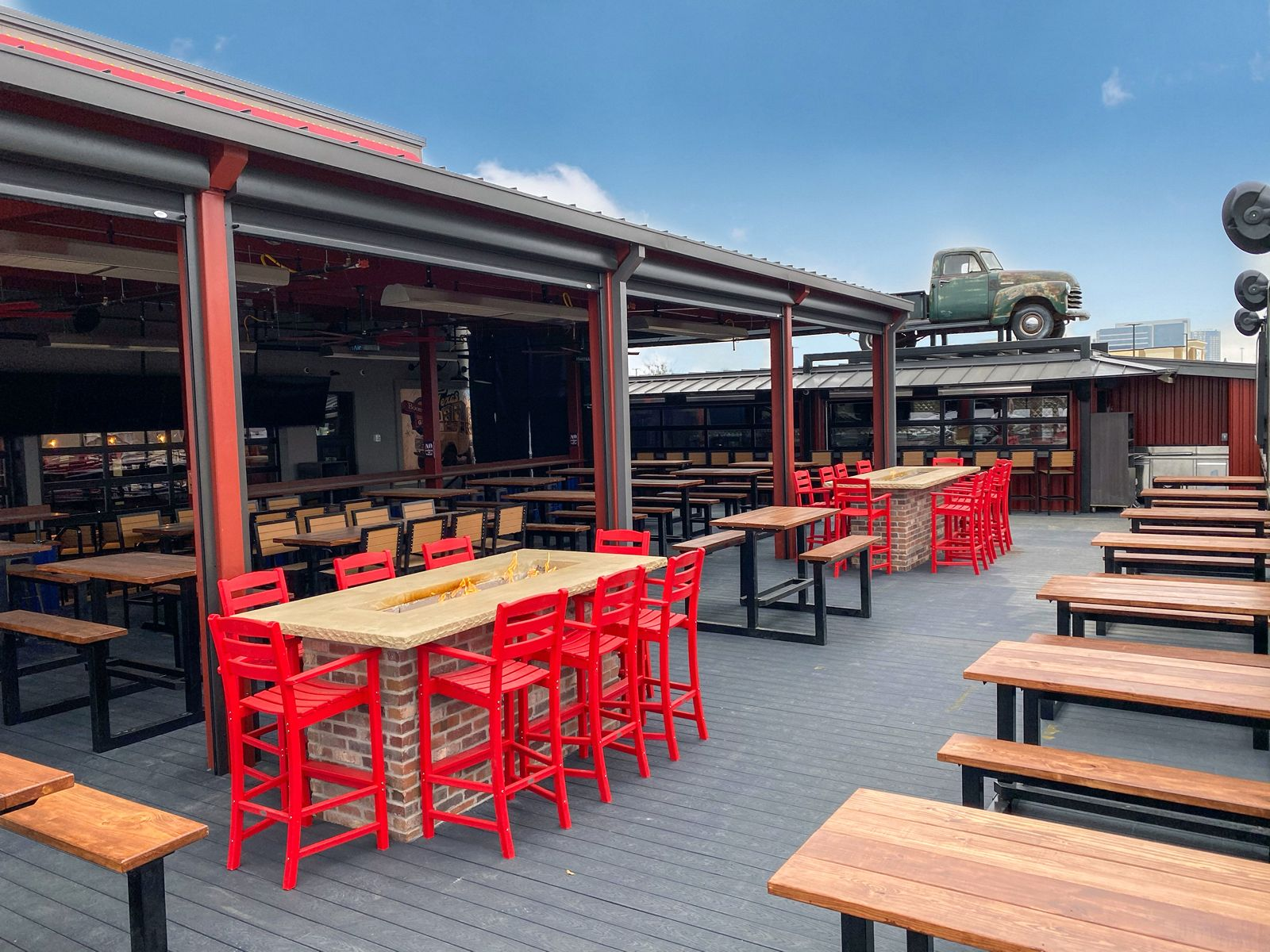 BoomerJack's Grill & Bar Continues Expansion with Help of Architect of Record Harrison
