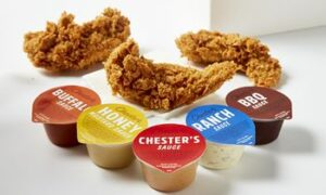 Chester's Chicken Introduces Five Flavorful New Dipping Sauces, Updated Digital Menu Board Designs, and Refreshed Branded Packaging