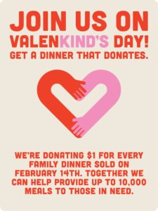 El Pollo Loco Launches Valenkind's Day Campaign to Help Fight Food Insecurity in Los Angeles