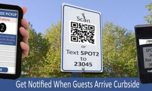 Get Notified When Guests Arrive Curbside