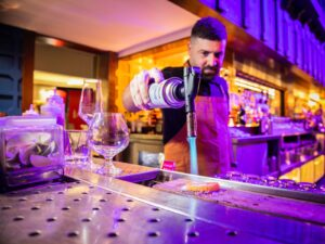 Heaven Mykonos, a Contemporary Mediterranean Dining Concept Boasting Tapas and Wine in a Dynamic, Sexy Lounge Atmosphere, Debuts at the Bustling CityPlace Doral