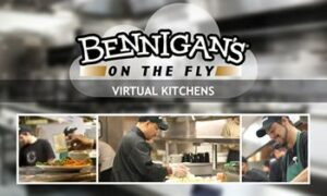 Legendary Restaurant Brands Executes Licensing Agreement for Two Bennigan's On The Fly Virtual Kitchens in Iowa